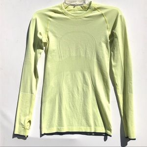 LULULEMON Swiftly Tech long sleeve shirt 4